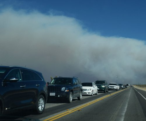 Blue Cut Fire in Southern California forces evacuation of 80,000 people