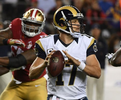 Los Angeles Rams' performance raises quarterback questions