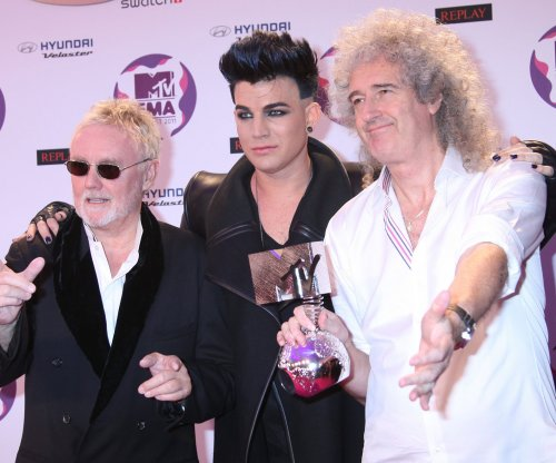 Queen releases faster version of 'We Will Rock You;' member Brian May cancels shows due to illness