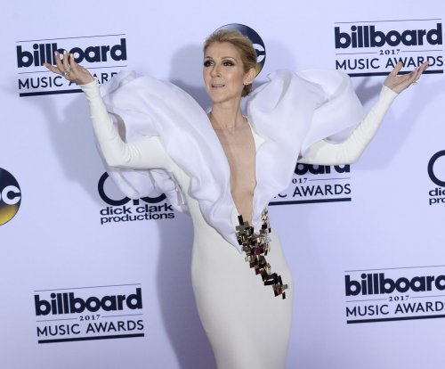 Celine Dion marks 20th anniversary of 'Titanic' film at Billboard Awards