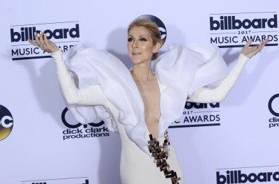 Celine Dion marks 20th anniversary of 'Titanic' film at Billboard Awards