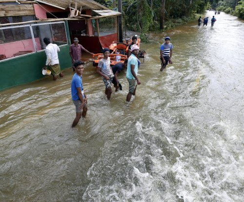 Sri Lanka races to rescue flood victims as death toll rises to 160