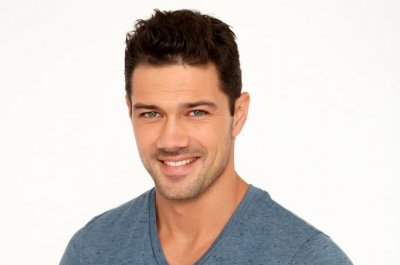 Ryan Paevey back at work on 'General Hospital'