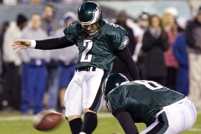 David Akers: Philadelphia Eagles inducting kicker into Hall of Fame