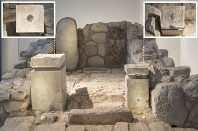 Chemical signatures of cannabis, frankincense found on Iron Age altars in Israel