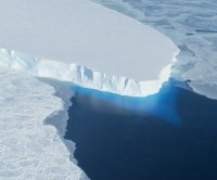 Scientists measure ocean currents underneath 'Doomsday Glacier'