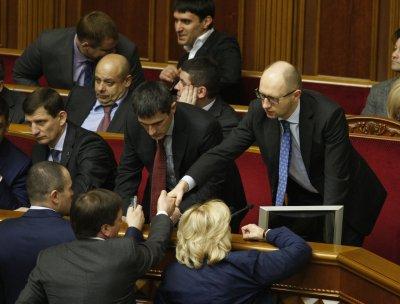 EU sees no 'quick fix' for Ukraine