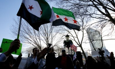 U.S. closes embassy in Damascus