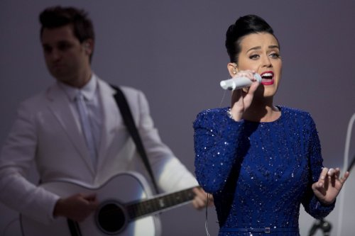 Katy Perry details struggles with depression, suicidal thoughts