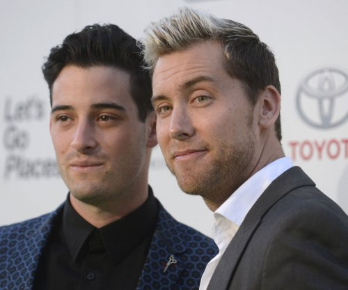 Lance Bass and Michael Turchin get married in Los Angeles