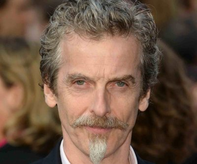 'Doctor Who' star Peter Capaldi to make his first San Diego Comic-Con appearance