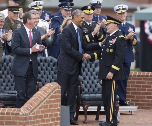 General Dempsey retires, transitions Joint Chiefs of Staff chair