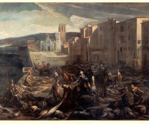Plague pathogens hid in Europe for four centuries