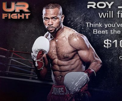 Boxer Roy Jones Jr. to fight fan for $100,000