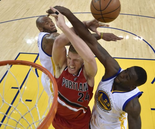 Denver Nuggets acquire C Mason Plumlee from Portland Trail Blazers