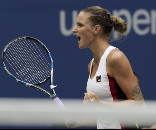 No. 2 Karolina Pliskova rolls in Miami Open