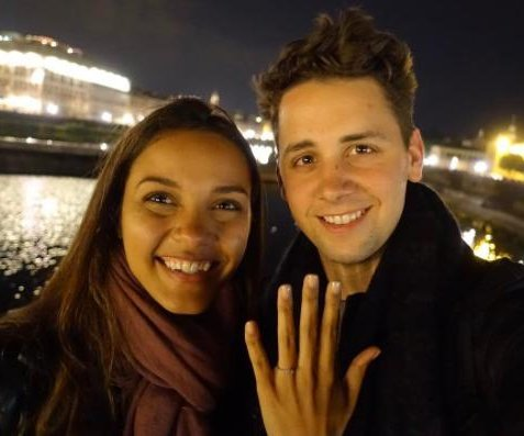 Jessica Lucas of 'Gotham' engaged to Alex Jermasek