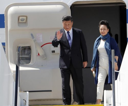 China's Xi Jinping calls for peaceful Korea denuclearization