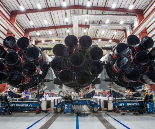 Elon Musk shares new photos of Falcon Heavy Rocket