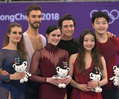 Canada's Virtue, Moir claim ice dancing gold, USA's Shibutanis earn bronze