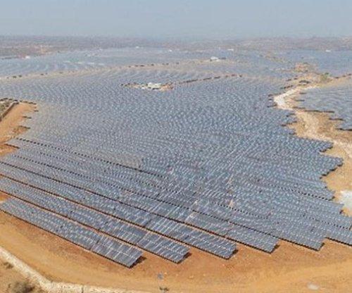 India inaugurates mega solar project