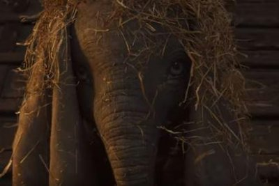 Dumbo takes flight in the first teaser for the live action film