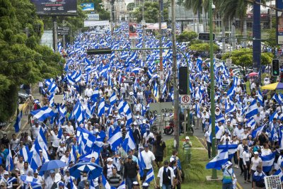 U.N. report cites deaths, abuses in Nicaraguan human rights crisis