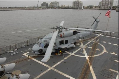 U.S. approves $2.6B sale of 24 MH-60R Seahawk helicopters to India