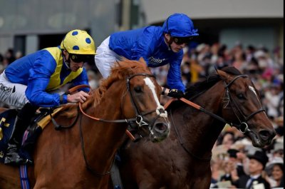 Blue Point closes out Royal Ascot with a regal performance for Godolphin