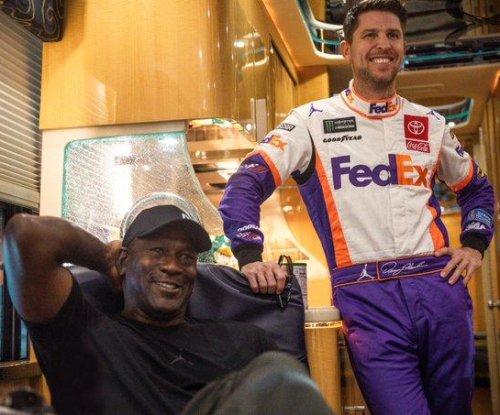 Michael Jordan, Denny Hamlin create NASCAR team with Bubba Wallace as driver