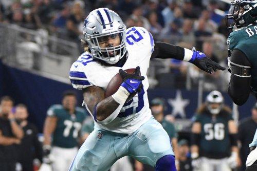 Dak Prescott, Ezekiel Elliott help Cowboys blow out rival Eagles