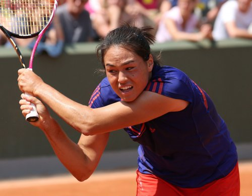 Upsets mark WTA first round at Auckland