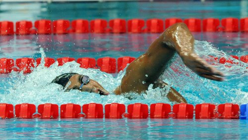 Olympic Medal: M Swim 1500 Free