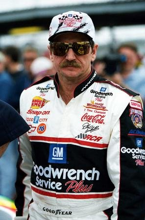 Earnhardt hearse up for auction on eBay