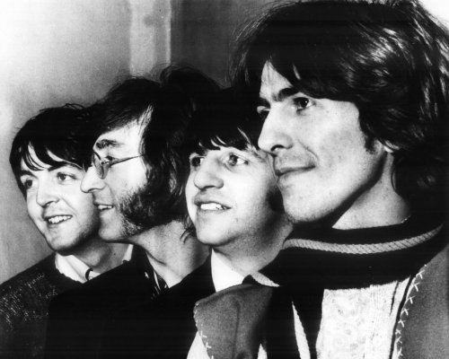 Former Beatle George Harrison's memorial tree is killed by beetles