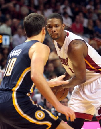 Pacers, Heat renew rivalry