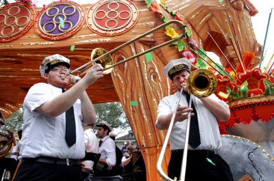 Fat Tuesday: Mardi Gras revelers take over New Orleans and beyond