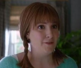 Lena Dunham stars in promo for 'Scandal' guest spot