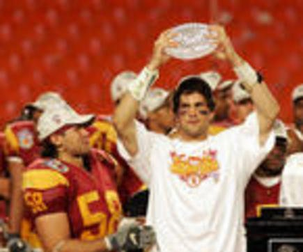 Leinart, Urlacher among 76 players on college football HOF ballot