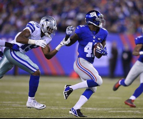 New York Giants CB Dominique Rodgers-Cromartie, PK Josh Brown to Pro Bowl