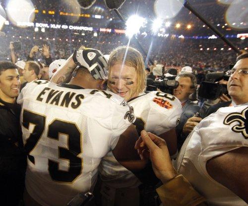 New Orleans Saints release G Jahri Evans