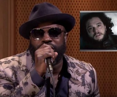 The Roots perform 'Game of Thrones' episode recap rap on 'Tonight Show'