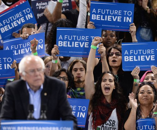 Bernie Sanders' Senate colleagues say his future rides on Democratic unity