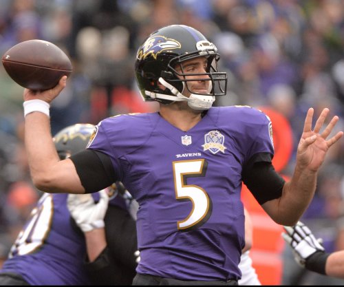 Baltimore Ravens' Joe Flacco to see first action Saturday