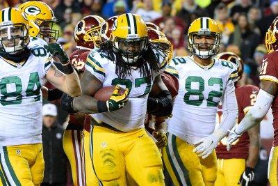 Injury update: Green Bay Packers RB Eddie Lacy misses practice