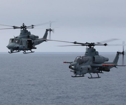 Bell awarded $147 million Marine Corps helicopter maintenance contract