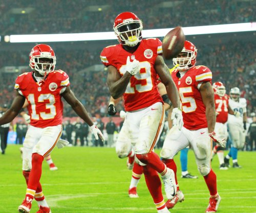 Jeremy Maclin says Kansas City Chiefs released him with a voicemail