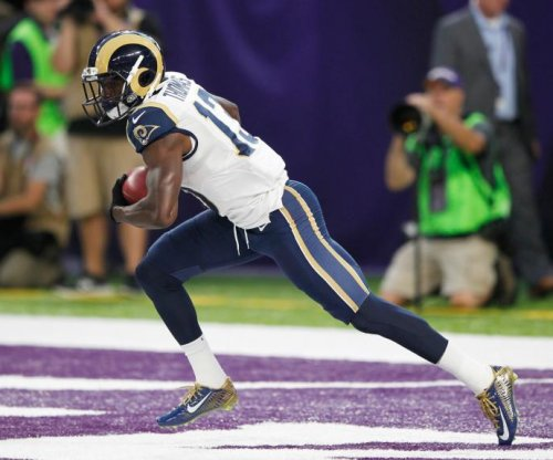 Los Angeles Rams WR Mike Thomas admits he 'knew (suspension) was coming'