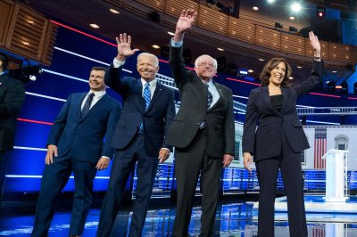 Poll: 65% of Democratic voters have positive view of 2020 candidates