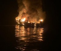 California dive boat captain charged over fire that killed 34